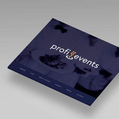 Profi Events Katalog služeb