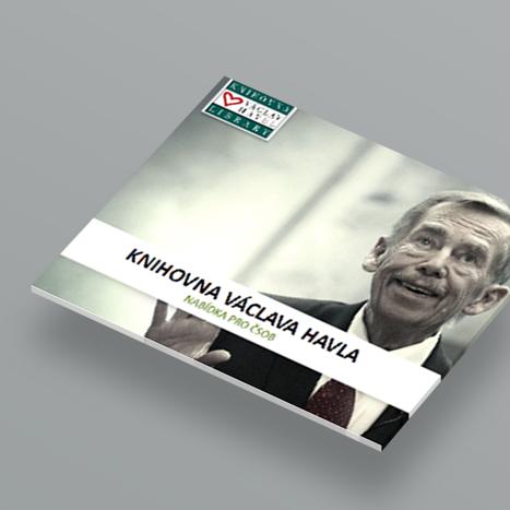 Prezentace pro Knihovnu Václava Havla